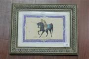 Sale 8288 - Lot 38 - Arabic Framed Miniature