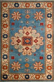 Sale 8307A - Lot 55 - Afghan Kazak 227cm x 152cm RRP $2000
