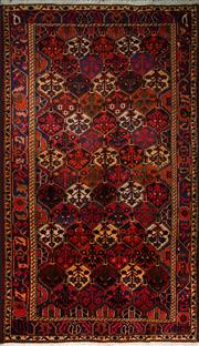Sale 8412C - Lot 64 - Persian Hamadan 330cm x 204cm