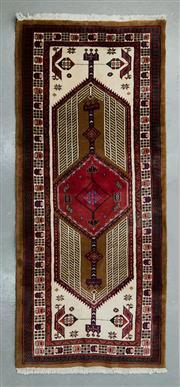 Sale 8472C - Lot 8 - Persian Hamadan 232cm x 101cm