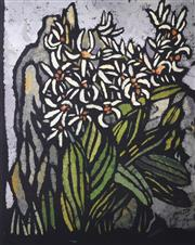 Sale 9072A - Lot 5077 - Margaret Preston (1875 - 1963) - Rock Lily 62 x 48 cm (frame: 98 x 83 cm)