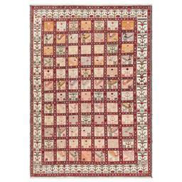 Sale 9124C - Lot 4 - Persian Shahsavan Kilim Carpet, 205x290cm, Handspun Wool