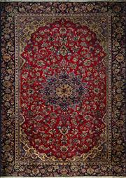 Sale 8418C - Lot 4 - Persian Kashan 350cm x 250cm