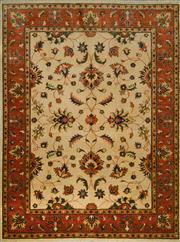Sale 8439C - Lot 25 - Afghan Chobi 200cm x 150cm