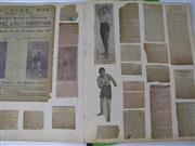 Sale 8450S - Lot 723 - Jimmy Hill Scrapbooks (2)