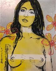 Sale 8609A - Lot 5026 - David Bromley (1960 - ) - Lauren 150 x 120cm