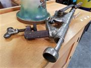 Sale 8724 - Lot 1068 - Bench Mount Vintage Cork Screw