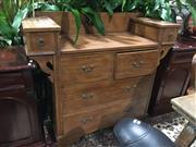 Sale 8795 - Lot 1038 - Timber Dresser Base
