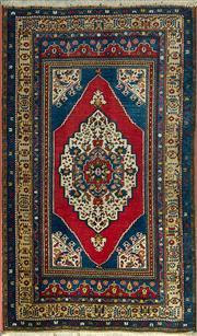 Sale 8390C - Lot 71 - Antique Persian Kashan 183cm x 110cm