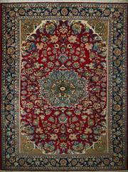 Sale 8418C - Lot 5 - Persian Kashan 340cm x 255cm