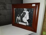 Sale 8544 - Lot 2065 - Framed Print Lionel-Ruby-Norman Lindsay