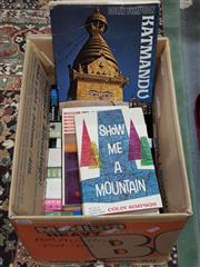 Sale 8822B - Lot 875 - Collection of Simpson, Colin Travel Books incl. The Viking Circle; Show Me a Mountain; Katmandu; etc