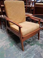 Sale 8930 - Lot 1096 - Pair of Vintage Armchairs