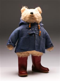 Sale 9131 - Lot 78 - Vintage Paddington Bear (L:49cm)