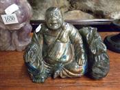 Sale 7905A - Lot 1631 - Labradorite Buddha Carving