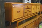 Sale 8310 - Lot 1034 - Teak Sideboard