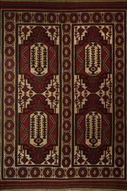 Sale 8439C - Lot 27 - Persian Somak 280cm x 190cm