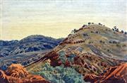 Sale 8544A - Lot 5026 - Walter Ebatarinja (1915 - 1968) - Central Australia 25 x 37.5cn