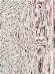 Sale 8718 - Lot 546 - Alice Nampitjinpa Dixon (c1942 - ) - Tali at Tallalpi, 2001 acrylic on linen
