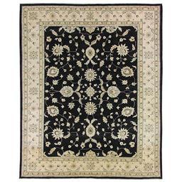 Sale 9124C - Lot 7 - Afghan Fine Revival Hezari Rug, 245x300cm, Handspun Ghazni Wool