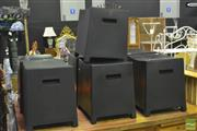 Sale 8368 - Lot 1041 - Set of Seven Plastic Rombi Stools