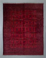 Sale 8472C - Lot 12 - Afghan Khal Mohamadi  400cm x 300cm