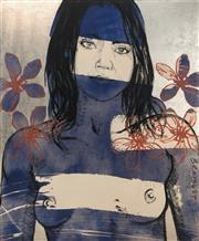 Sale 8723A - Lot 5026 - David Bromley (1960 - ) - Lauren 180 x 150cm
