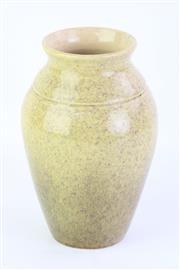 Sale 8802 - Lot 110 - Norman Greenaway Ceramic Vase H:22cm