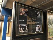 Sale 8856 - Lot 2084 - Godfather Framed Ephemera