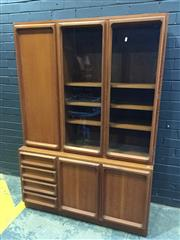 Sale 9022 - Lot 1072 - Chiswell Wall Unit (h:168 x w:117cm)