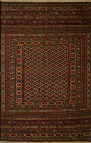 Sale 8424C - Lot 41 - Persian Sumak 200cm x 115cm