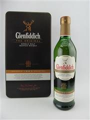 Sale 8439 - Lot 744 - 1x Glenfiddich The Original Single Malt Scotch Whisky - limited edition inspired by the 1963 straight malt, in presentation tin wi...
