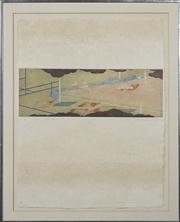Sale 8716 - Lot 2030 - Max Miller (1940 - ) - Kabuki, 1978 17 x 50cm (sheet: 67.5 x 51.5cm)