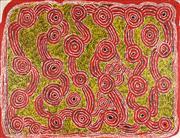 Sale 8808 - Lot 568 - Nyakul Dawson (c1930 - 2007) - Muti Kutara, 2004 130.5 x 171.5cm