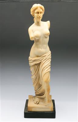 Sale 9156 - Lot 68 - A composite Venus De Milo (H:64cm)