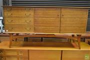 Sale 8326 - Lot 1031 - Quality 1960s Teak Sideboard