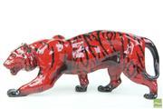 Sale 8481 - Lot 91 - Royal Doulton Flambe Tiger