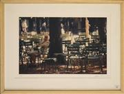 Sale 8734A - Lot 84 - Lynn Pearce - Quiet Reverie, Paris, 2002 50 x 63.5cm (frame size)