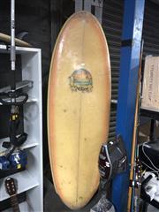 Sale 8789 - Lot 2225 - Vintage McCoy Surfboard