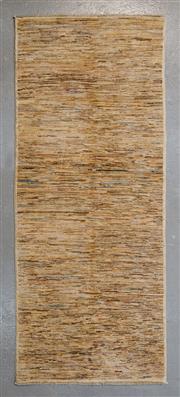 Sale 8472C - Lot 15 - Afghan Chobi Stripe 196cm x 80cm