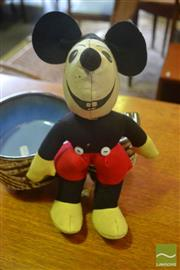 Sale 8528 - Lot 1053A - Vintage Mickey Mouse by Joy Toys Australia