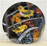 Sale 8723A - Lot 5052 - Del Kathryn Barton (1972 - ) - Untitled d. 27cm