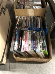 Sale 8819 - Lot 2493 - Collection Of 3D Blue Ray Dvds, Dvds Ps3 Games Etc