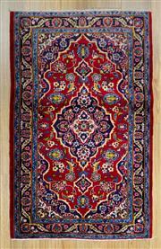 Sale 8566C - Lot 62 - Persian Kashan 125cm x 80cm