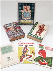 Sale 8822B - Lot 741 - A small collection of War Related Books & Pamphlets, inl. retreat from Kokoda