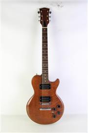 Sale 8940 - Lot 79 - Challenge Timber Finish Guitar