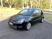 Sale 8576V - Lot 5 - 2007 Ford Fiesta 3 Door Hatch                                                       Reg: Unregistered...