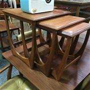 Sale 8643 - Lot 1052 - G Plan Teak Nest of Tables