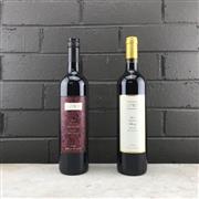 Sale 8970W - Lot 61 - 2x Lowe Wines Organic Shiraz, Mudgee - 2016 Block 6 & 2017 Block 5