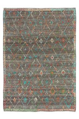 Sale 9124C - Lot 13 - Afghan Bohemia, 180X250cm, Handspun Wool